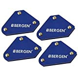 9lb Small Welding Magnet Right Angle Square Holder Soldering Durable 4pk AT907
