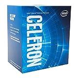 Intel Celeron G4900 Desktop Processor 2 Core 3.1GHz LGA1151 300 Series 54W BX80684G4900