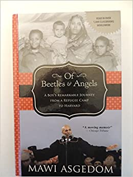Amazon.com: Of Beetles and Angels: A Boy's Remarkable Journey from ...