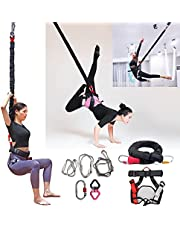PRIOR FITNESS Heavy Yoga Dancing Bungee Rope Resistance Belt Bungee Workout Gravity Training Tool Equipment for Home Gym Yoga