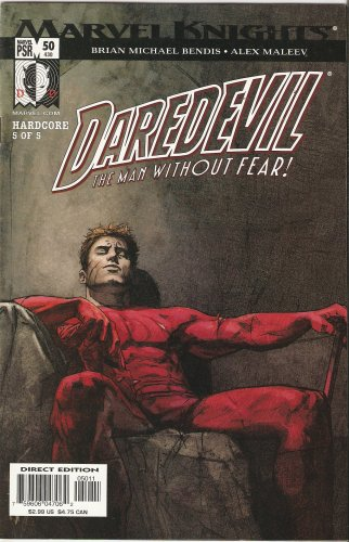 Download Daredevil: The Man Without Fear #50 Vol. 2 October 2003 PDF