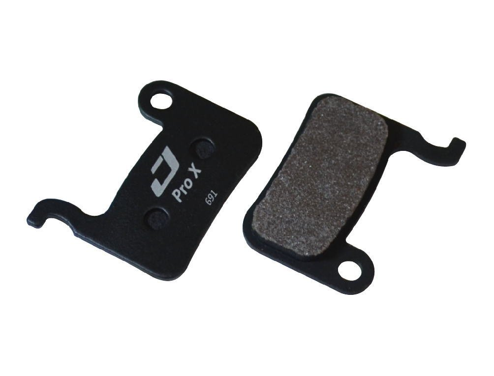 Jagwire Mountain Extreme Pads, for Shimano XTR, XT M965, M966, M596, M800, M765 by Jagwire