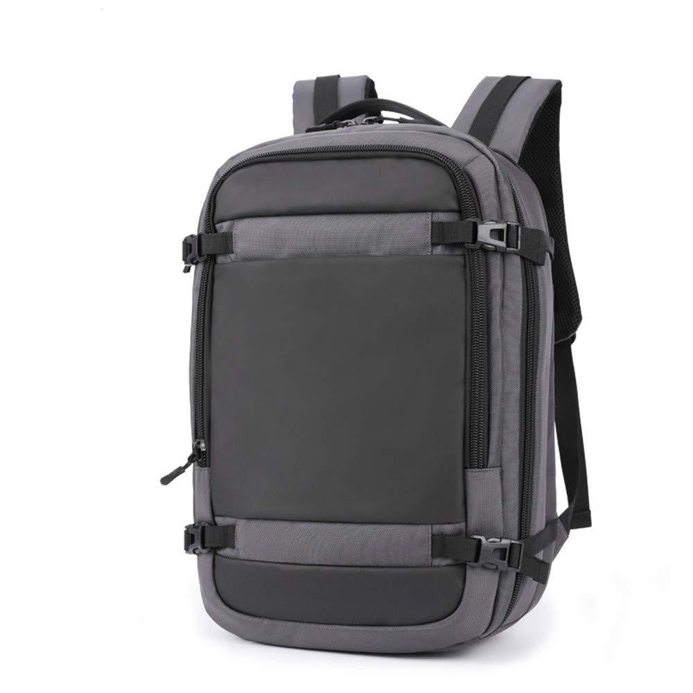 TDPYT Freizeit Schultertasche/Multifunktionstasche 18 Zoll Grau