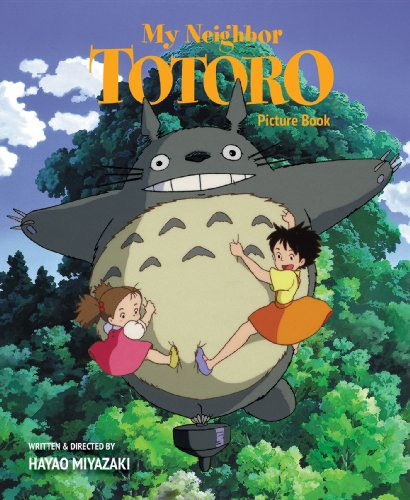 My Neighbor Totoro Picture Book (New Edition) -