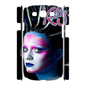 C-EUR Katy Perry Customized Hard 3D Case For Samsung Galaxy S3 I9300