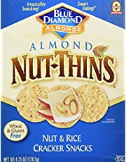 Blue Diamond 20535 Almond Nut Thin Crackers