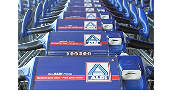 Amazon.com: Home Comforts Laminated Poster Aldi Discounter Germany German Upload Locally Poster Print 24 x 36: Posters & Prints