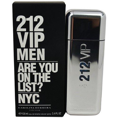 Carolina Herrera 212 VIP Men Eau de Toilette Spray 3.4 fl oz