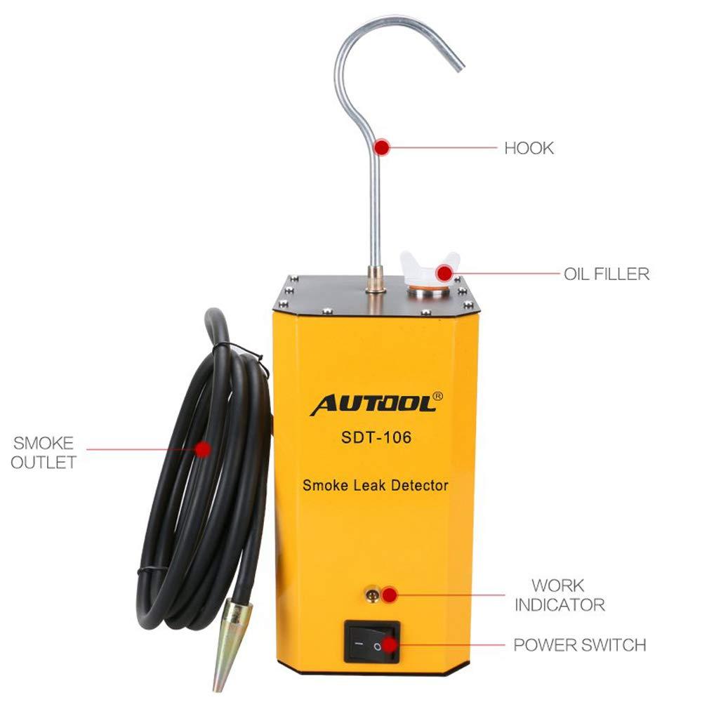 AUTOOL SDT 106 12V Automotive Fuel Leak Detectors for All Vehicles