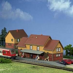 Viessmann - Edificio para modelismo ferroviario H0 escala 1 ...