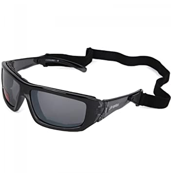 SMALL BASIC Styler Sportbrille JC-Optics Sonnenbrille crystal black EhtYtl