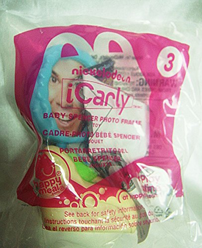 Amazon.com: McDonalds iCarly 2011 Complete Set of 8-New in Factory Sealed Pkgs: Toys & Games