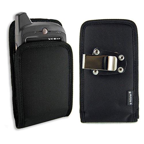 e-Holster Handheld Computer Case with Rotating Belt Clip fits Motorola Zebra MC40, MC45, MC55, MC65, MC67, MC70, MC75