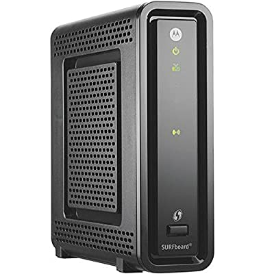 Motorola SBG6580 SURFboard eXtreme 3.0 Wireless Cable Modem Gateway - Latest Version (Certified Refurbished)