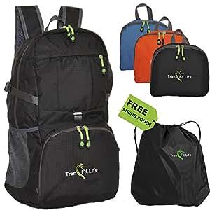 Amazon.com : ANCwear TravPack-30L Best Lightweight Travel