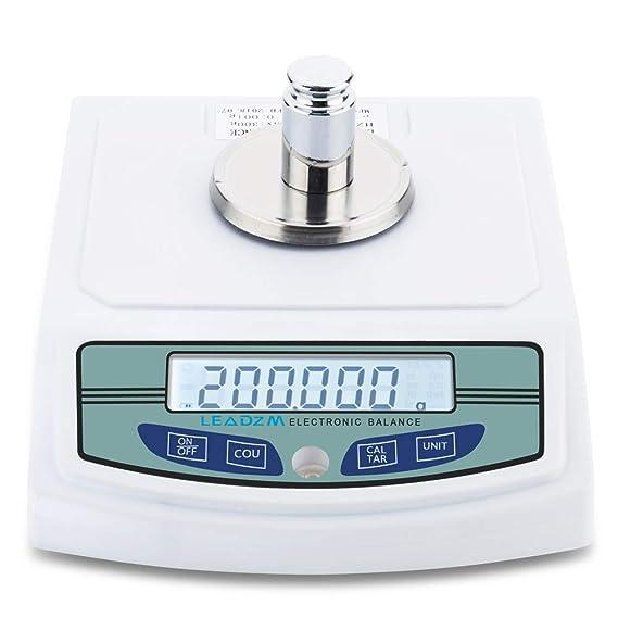 5b00585b1dbe Amazon.com : Goujxcy Lab Scale, 300G/0.001G Lab Scale Electronic ...