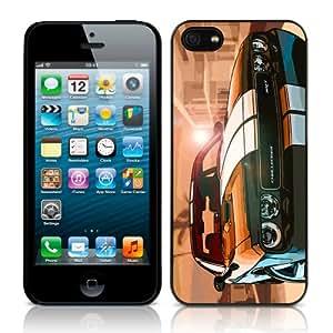 Call Candy A Challenger Appears - Carcasa para iPhone 5S, diseño de Grand Theft Auto, color negro