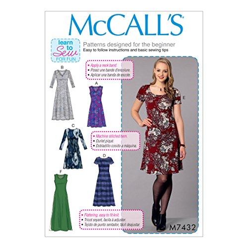Misses Knit Dress - 8