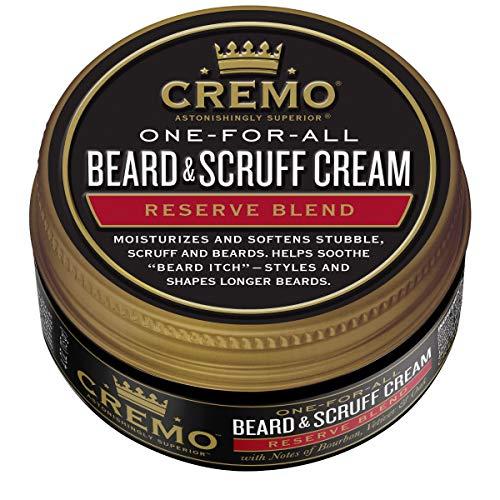 Cremo Reserve Blend Beard & Scruff Cream 4oz