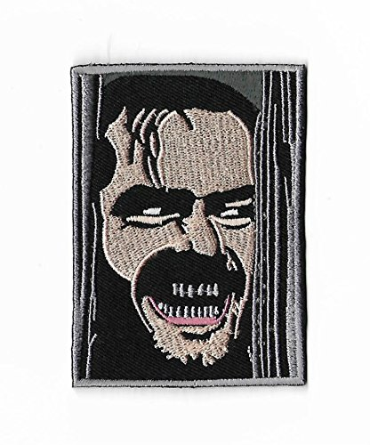 The Shining Patch (3.5 Inch) Embroidered Iron on