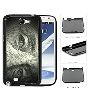 Benjamin Franklin 100 Dollar Bill Hard Plastic Snap On Cell Phone CaseFor SamSung Galaxy S4 Case Cover Cover