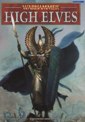 How to buy the best warhammer high elves army book?
