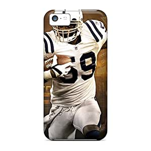 Iphone Cover Case - Indianapolis Colts Protective Case Compatibel With Iphone 5c