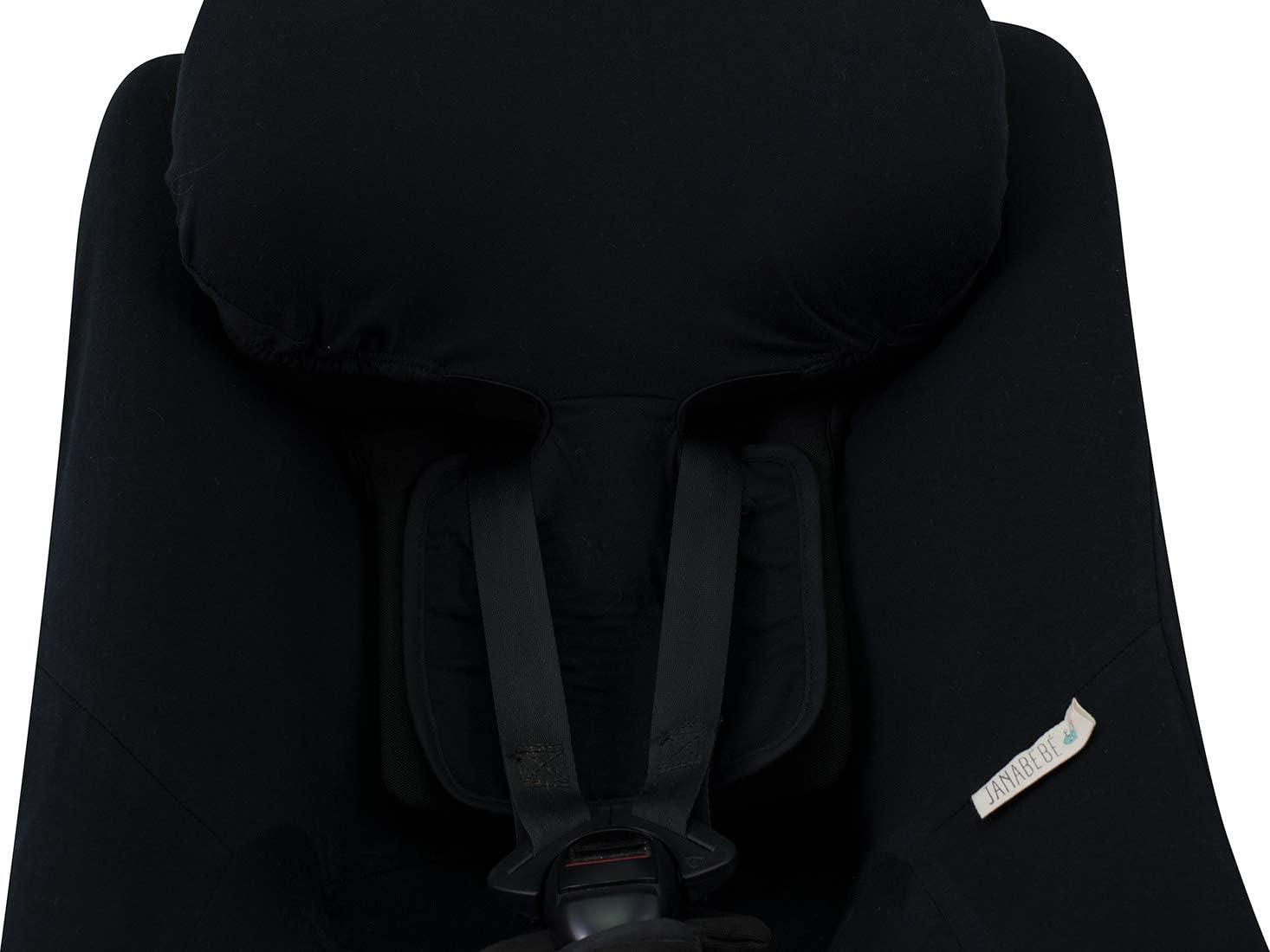 JANABEBE Housse pour Concord Reverso I-size Plus BLACK SERIES