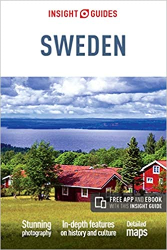Travel Guide with Free eBook Insight Guides Sweden