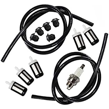 Amazon Com Huri Fuel Line 2 Hole Grommet Kit Fuel Filter For
