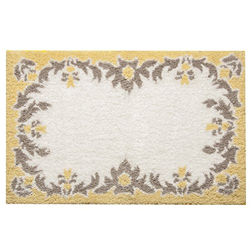 Famous Home Fashions in A Daze Bath Mat, 20 X 30-Inch