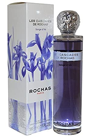 Rochas SONGE D LES CASCADES ROCHAS EAU DE TOILETTE 100ML IRIS Vapo,