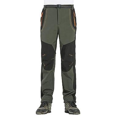 Bestow-pantalones de los Hombres Calientes a Prueba de ...