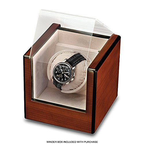 Allurez Unisex Diamond and Blue Crocodile Skin Chronograph Timepiece (1.10ct) by Allurez