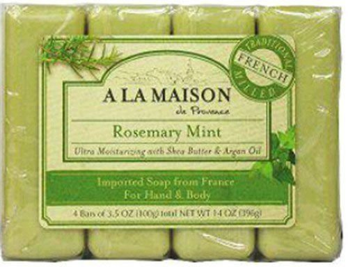 Rosemary Mint Soap Bar - 5