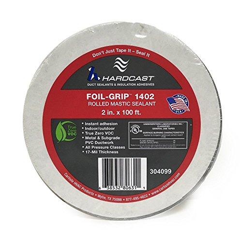 Hardcast FOIL-GRIP 1402 Mastic Duct Sealant 2