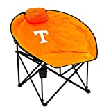 Logo Brands NCAA Tennessee Squad Chair, One Size, Multicolor