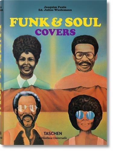 Funk & Soul Covers (Englisch) Gebundenes Buch – 6. April 2018 Julius Wiedemann Joaquim Paulo TASCHEN 383655626X