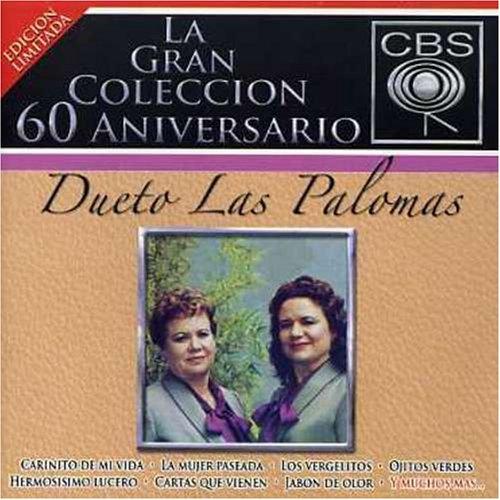 DUETO LAS PALOMAS - La Gran Coleccion 60 Aniversario - 2 CD - SEALED/ NEW  - $48.49