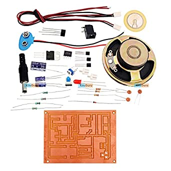 KitsGuru DIY Kit - Door Knock Electronic Bell : LGKT044 Simple ...