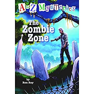 A to Z Mysteries: The Zombie Zone Audiobook