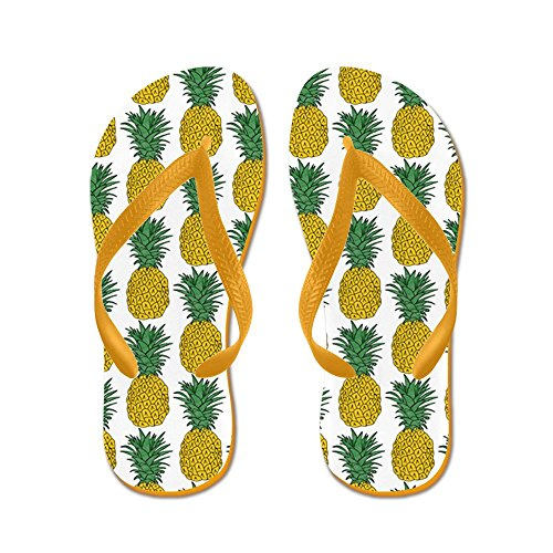 80c5268695de 50%OFF CafePress - All Over Pineapple Pattern - Flip Flops
