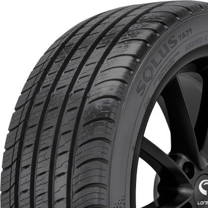 Kumho Solus TA71 all_ Season Radial Tire-195/65R15SL 91V