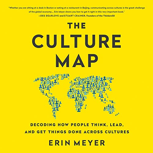 The Culture Map: Breaking Through the Invisible Boundaries of Global Business Audiobook [Free Download by Trial] thumbnail