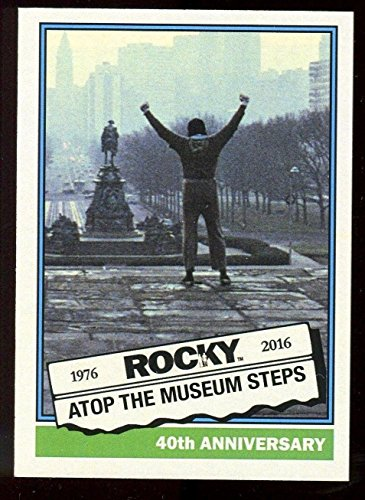 1976 Rocky 40th Anniversary 10 Card Set - 2016 National Sports Collectors Convention Exclusive -