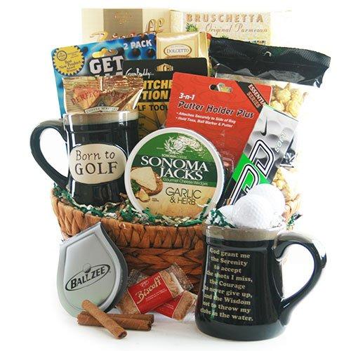 Front 9 - Golf Gift Basket