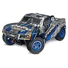 Traxxas LaTrax SST 1/18 Scale 4WD Stadium Truck - BLUE by Traxxas