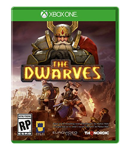 The Dwarves (Xbox One) - Xbox One (Best Phone Rpg Games)