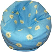 Ahh! Products Painted Daisies Bean Bag Chair for Dolls