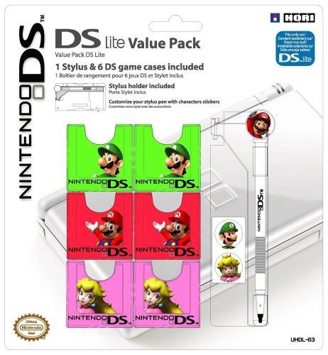 Nintendo DS Lite Value Pack - Super Mario Version ()